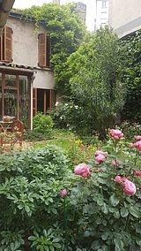 家 パリ 12区 - 庭