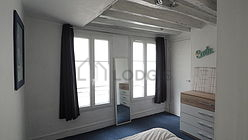 Apartment Paris 2° - Bedroom