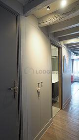 Appartamento Parigi 2° - Entrata
