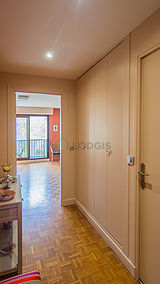 アパルトマン パリ 12区 - 玄関