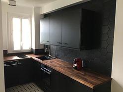 Loft Paris 18° - Küche