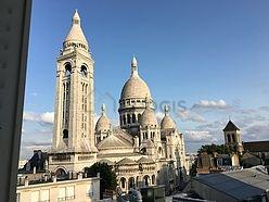 Loft Paris 18° - Séjour