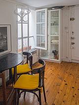Apartment Paris 6° - Dining room