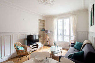 Commerce – La Motte Picquet Париж Paris 15° 2 спальни Квартира