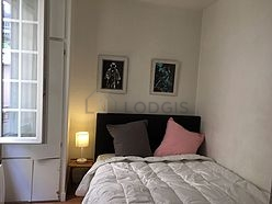 Apartment Paris 19° - Bedroom