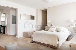 顶楼公寓 巴黎20区 - 卧室