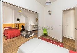 Duplex Paris 1° - Bedroom 2