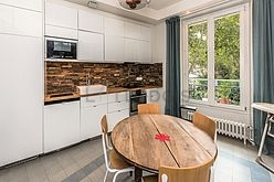 Duplex Paris 1° - Cuisine