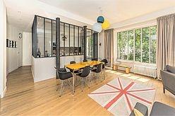 Duplex Paris 1° - Living room
