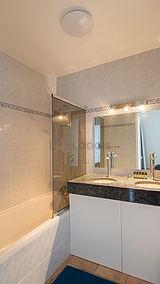 Duplex Paris 14° - Badezimmer 2