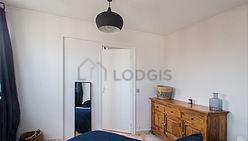 Duplex Paris 14° - Schlafzimmer
