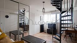 Duplex Paris 14° - Séjour 2