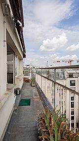 Duplex Paris 14° - Terasse