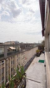 Duplex Paris 14° - Terrasse