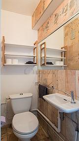 Duplex Paris 14° - Toilet