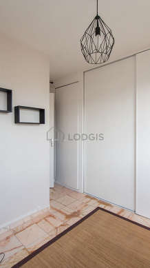 Chambre calme pour 2 personnes équipée de 1 canapé(s) lit(s) de 140cm