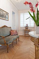Duplex Paris 16° - Eintritt