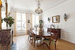 Duplex Paris 16° - Esszimmer