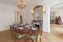 Dúplex Paris 16° - Sala de jantar
