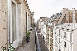 Duplex Paris 16° - Terasse