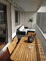 公寓 Hauts de seine - 阳台