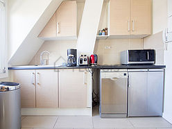 Apartment Paris 1° - Kitchen