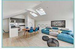 双层公寓 Hauts de seine - 客厅