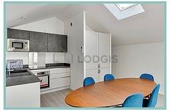 双层公寓 Hauts de seine - 厨房
