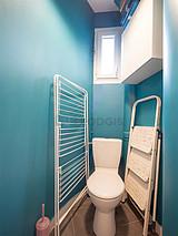Apartamento Paris 17° - Sanitários