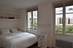 家 パリ 7区 - ベッドルーム