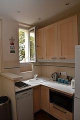 家 パリ 7区 - キッチン