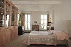 Palacete París 7° - Dormitorio