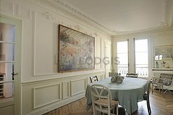 Town house Paris 7° - Dining room