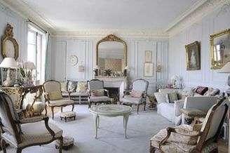 Hôtel particulier 2 chambres Paris 7° Invalides
