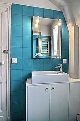 Apartamento Hauts de seine - Cuarto de baño