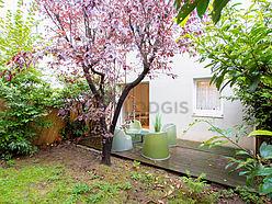 Apartamento París 12° - Jardín