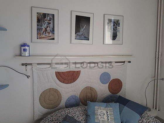 Bedroom of 9m²