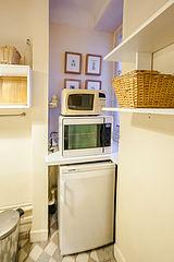 公寓 巴黎4区 - 廚房
