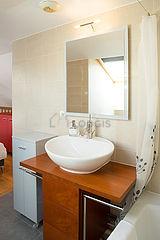 デュプレックス パリ 8区 - バスルーム