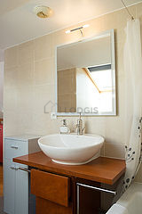 duplex Parigi 8° - Sala da bagno