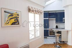 dúplex París 8° - Cocina