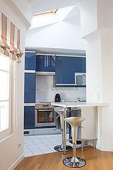 Duplex Paris 8° - Cuisine