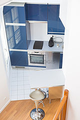 Duplex Paris 8° - Kitchen