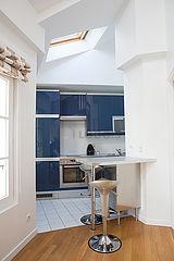 Duplex Paris 8° - Küche