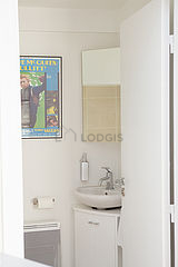 Duplex Paris 8° - Toilet