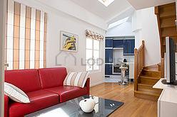 Duplex Paris 8° - Wohnzimmer