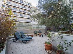 Wohnung Paris 16° - Terasse