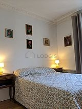 Apartamento París 14° - Dormitorio