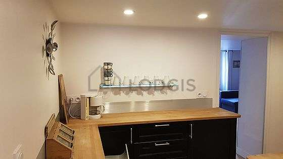 Beautiful kitchen of 8m²