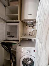 Apartment Paris 9° - Laundry room